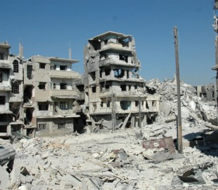 Unrest in Homs